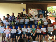 April Students of the Month from Village Green Main Campus, Congratulations!!! in the spotlight
